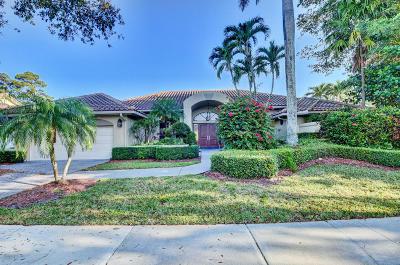 Boca Raton Single Family Home For Sale: 2201 NW 59th Street