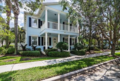 Jupiter Single Family Home For Sale: 271 Caravelle Drive