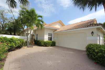 Boca Raton Single Family Home For Sale: 5155 Via De Amalfi Drive