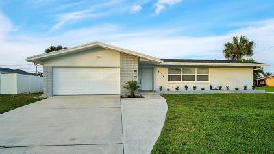 Palm Beach Gardens Single Family Home For Sale: 9777 Dogwood Avenue