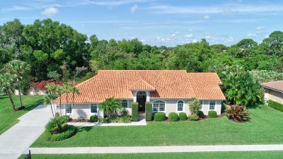 Boca Raton Single Family Home For Sale: 1607 Addison Avenue