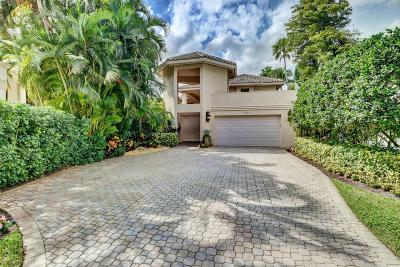 Boca Raton Single Family Home For Sale: 17125 Royal Cove Way