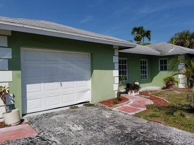 Boca Raton Single Family Home For Sale: 1275 SW 16th Street