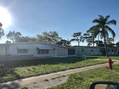 Single Family Home For Sale: 118 NE Entrada Avenue