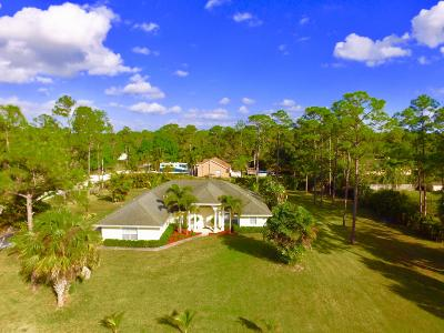 Loxahatchee Single Family Home For Sale: 17966 67th Court