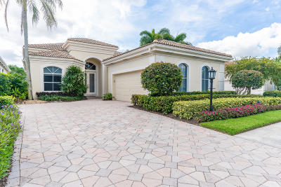 Palm Beach Gardens Single Family Home For Sale: 112 Isle Drive