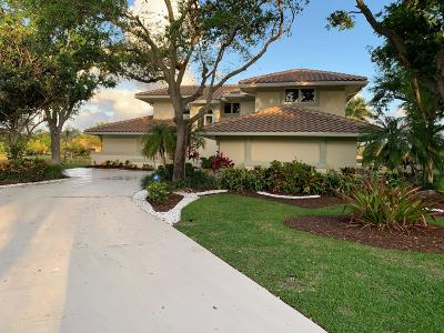 Davie Single Family Home For Sale: 13100 SW 33rd Court