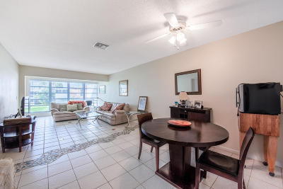 Delray Beach Condo For Sale: 1061 Orange Terrace #203