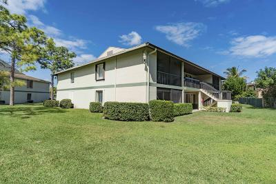 Jupiter Condo For Sale: 6258 Chasewood Drive #C