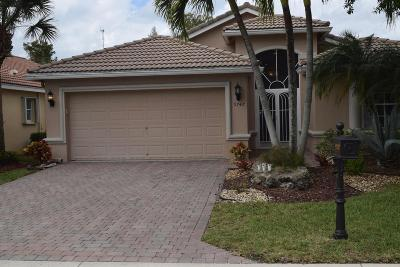 Lake Worth Single Family Home For Sale: 9747 Donato Way