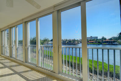 Delray Beach Condo For Sale: 1 Harbourside Drive Drive #2309