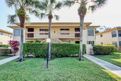 Delray Beach Condo For Sale: 13302 Pineapple Palm Court #A