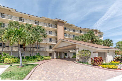 Jupiter Condo For Sale: 1201 Seafarer Circle #302
