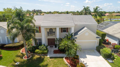 Lake Worth Single Family Home For Sale: 6268 Cog Hill Court