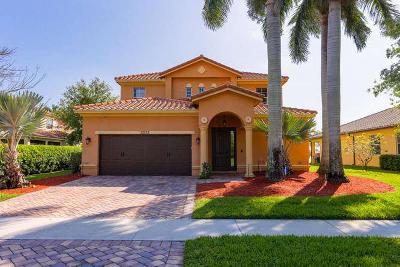 Wellington Single Family Home For Sale: 3372 Princeton Drive