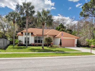 Lake Worth Single Family Home For Sale: 3706 Woods Walk Boulevard