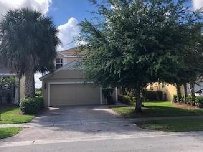 Royal Palm Beach Single Family Home For Sale: 170 Berenger Walk