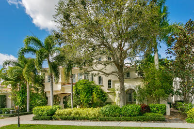 Palm Beach Gardens Single Family Home For Sale: 11507 Green Bayberry Drive