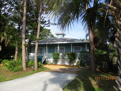 Fort Pierce Single Family Home For Sale: 5102 Hickory Drive