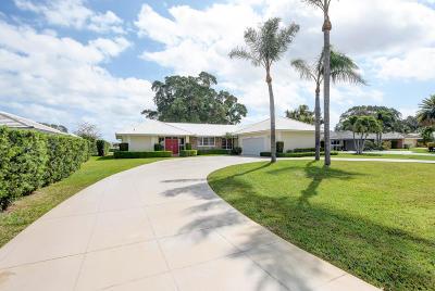 Atlantis Single Family Home For Sale: 214 Orange Tree Drive