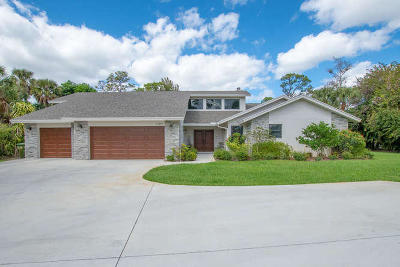 Wellington Single Family Home Contingent: 13387 Doubletree Circle