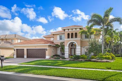 Wellington Single Family Home For Sale: 4266 Wellington Shores Drive