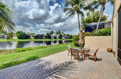 Delray Beach Single Family Home For Sale: 13657 Venice Beach Point
