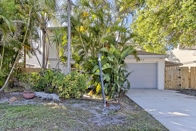 Delray Beach Single Family Home For Sale: 2417 Sundy Avenue