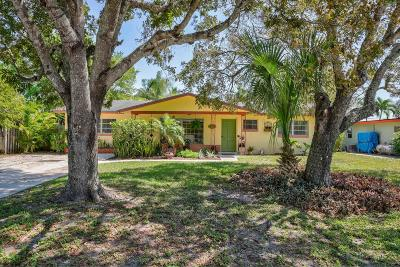 Jupiter Single Family Home For Sale: 414 Pittsburgh Drive