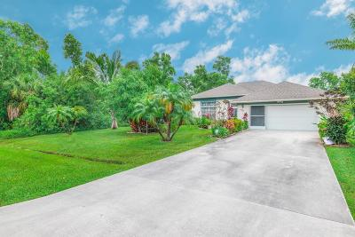 Port Saint Lucie Single Family Home For Sale: 1941 SE Berkshire Boulevard