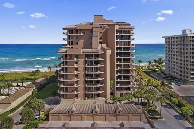 Juno Beach Condo For Sale: 530 Ocean Drive #701
