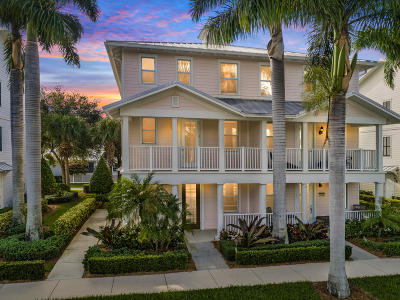 Jupiter Townhouse Contingent: 3414 W Mallory Boulevard