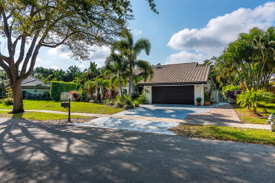 Boca Raton Single Family Home For Sale: 2626 NW 42nd Street