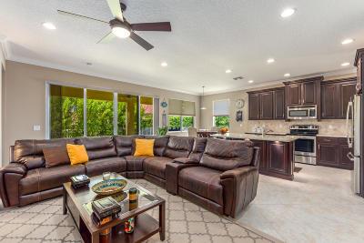 Port Saint Lucie Single Family Home For Sale: 11745 SW Bennington Circle