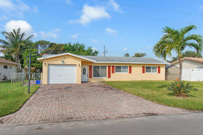 Boca Raton Single Family Home For Sale: 4073 NW 2nd Terrace