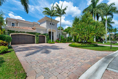 Palm Beach Gardens Single Family Home For Sale: 101 Remo Place