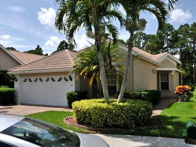 Port Saint Lucie Single Family Home For Sale: 799 SW Saint Croix Cove