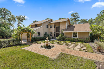 Palm Beach Gardens Single Family Home Contingent: 15137 79th Terrace