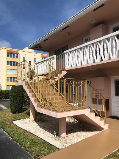 Boca Raton Condo For Sale: 300 NE 20th Street #8020