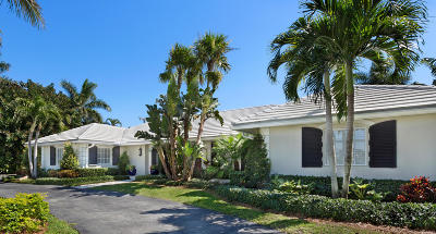 Delray Beach Single Family Home For Sale: 947 Seasage Drive
