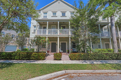 Jupiter Townhouse For Sale: 185 Indian Creek Parkway #102