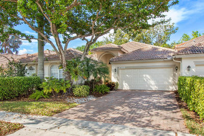 Delray Beach Townhouse For Sale: 6303 San Michel Way