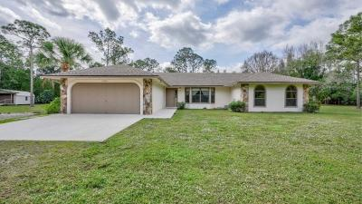 Jupiter Single Family Home For Sale: 12416 157th Street