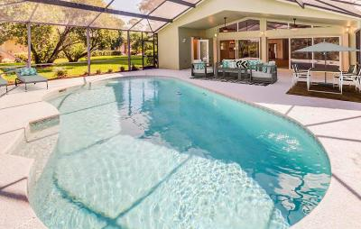 Port Saint Lucie Single Family Home For Sale: 7301 Marsh Terrace