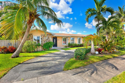Miami Single Family Home For Sale: 10210 SW 19th Street