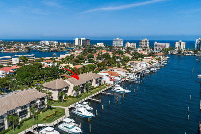 Delray Beach Condo For Sale: 300 Captains #102