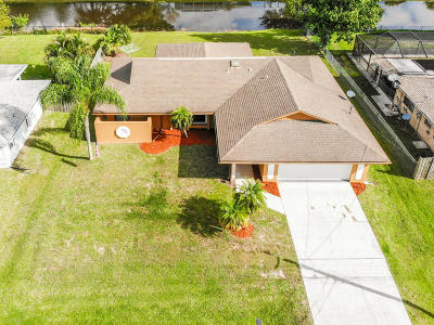 Port Saint Lucie FL Single Family Home For Sale: $229,888