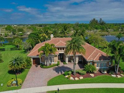 Stuart Single Family Home For Sale: 483 SE Tres Belle Circle
