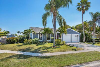 Lake Worth Single Family Home For Sale: 5246 Harwood Lane