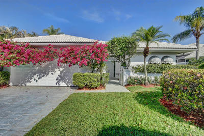 West Palm Beach Single Family Home For Sale: 9685 Spray Drive